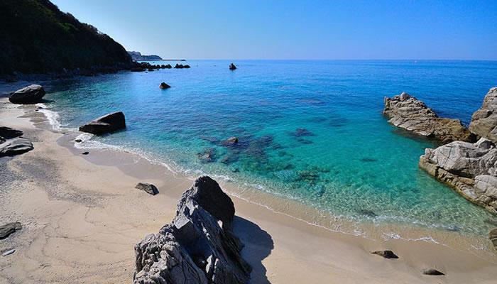 Spiaggia di Michelino, Parghelia
