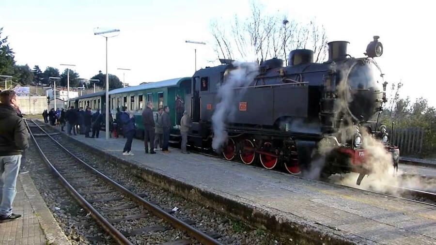 Treno a Vapore della Sila Calabria