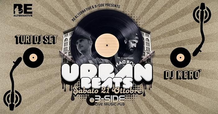 Urban Beats TURI Dj Set & Dj Kerò B-Side 2017