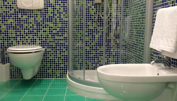 Villa il Barone, Tropea – bagno