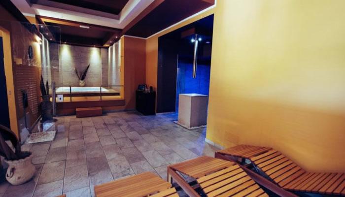 Villaggio Hotel Baia del Godano a Capo Vaticano - centro benessere