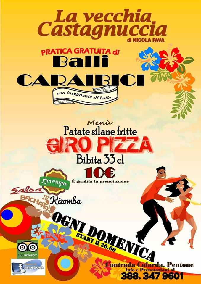 Balli Caraibici a Pentone