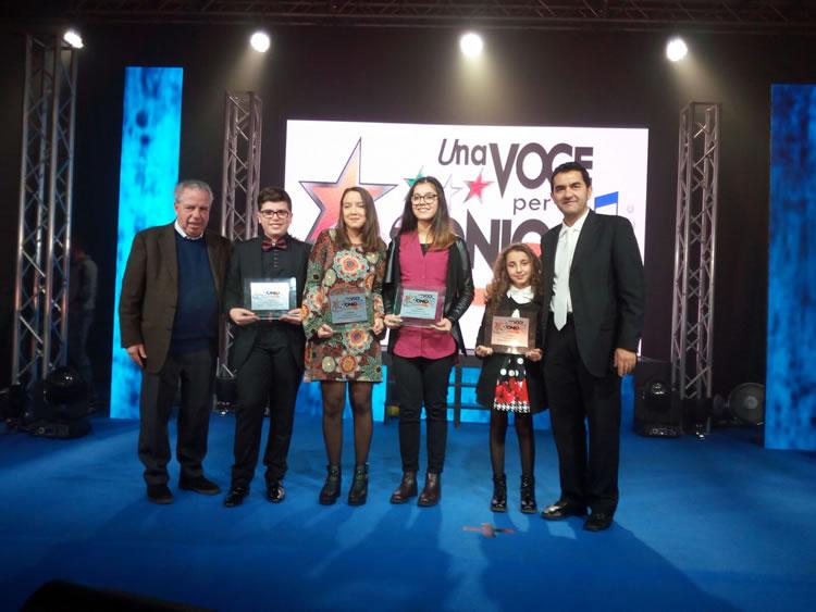 Ecco i vincitori del Festival Una Voce per lo Jonio -3