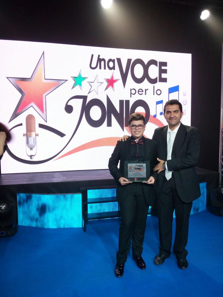 Ecco i vincitori del Festival Una Voce per lo Jonio -6