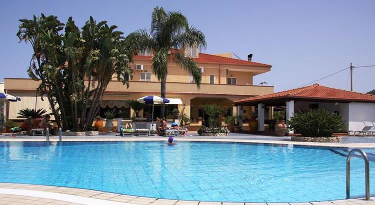 Hotel Damanse, Santa Domenica Ricadi