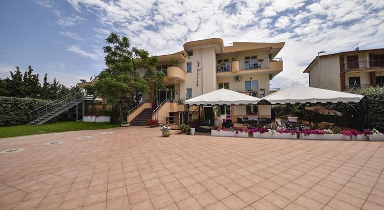 Hotel La Villa, Corigliano Calabro
