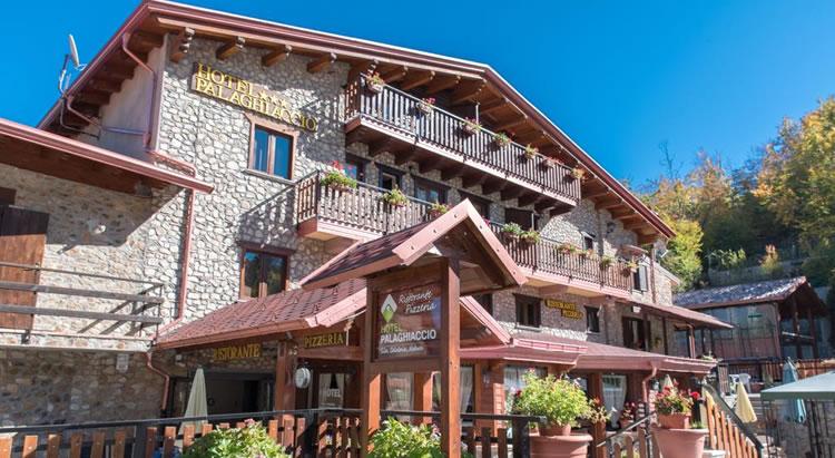 Hotel Palaghiaccio Cotronei