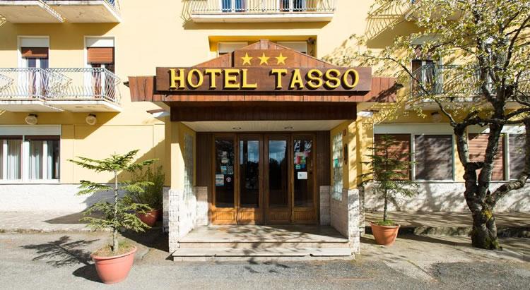 Hotel Tasso a Camigliatello Silano