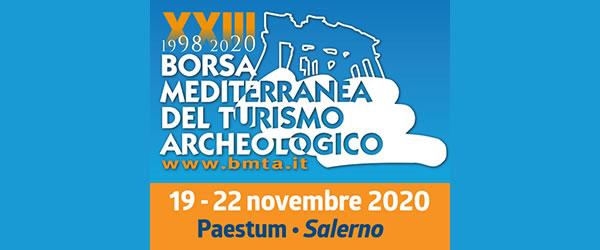 La XXIII Borsa Mediterranea del Turismo Archeologico a Paestum dal 19 al 22 novembre 2020