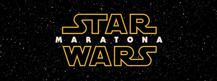 Maratona Star Wars