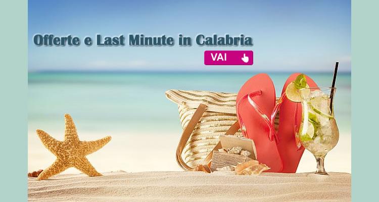 Offerte e Last Minute in Calabria