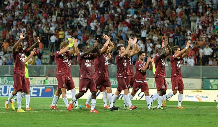 Reggina Calcio la squadra