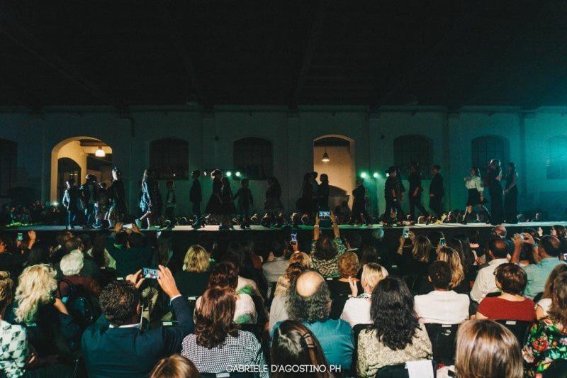 Sfilata Défilé d'Amour edizione 2017