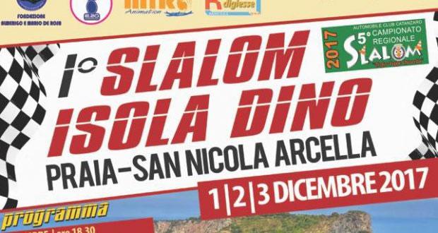 Primo Slalom Isola di Dino 2017