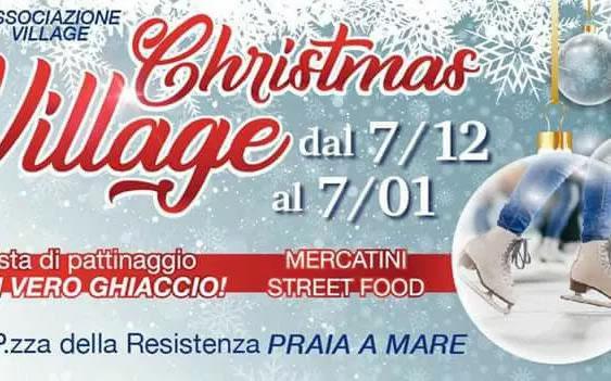 Christmas Village 2017-2018 a Praia a Mare