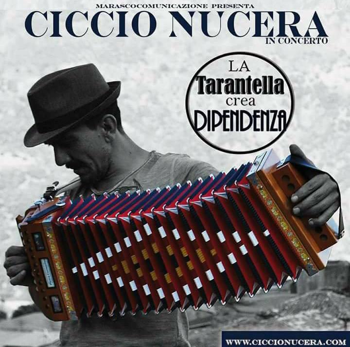 Ciccio Nucera - La tarantella crea dipendenza