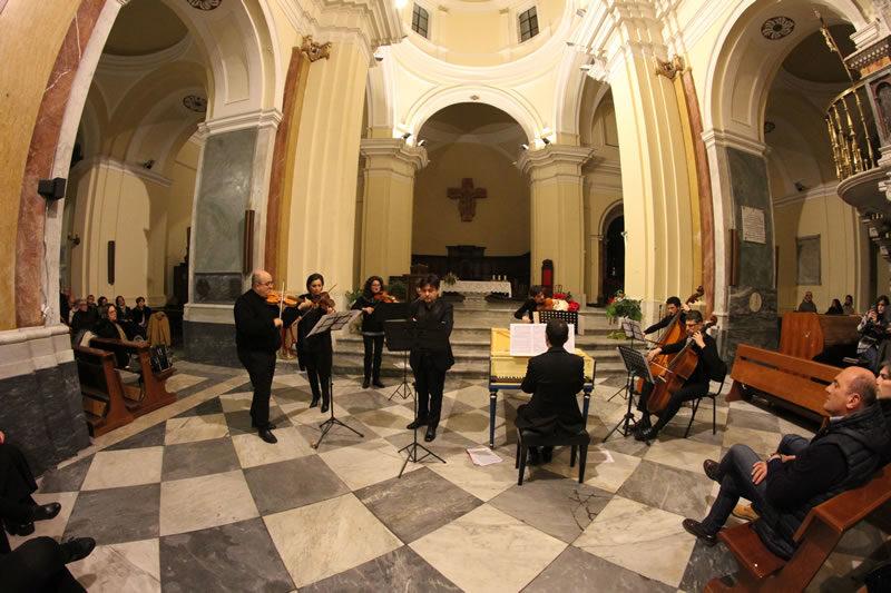 Concerto di Natale di Armonia Antiqua