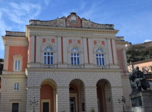 Cosenza - Teatro A. Rendano