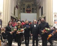 La Sinfonica Giovanile premiata dall'Associazione Nazionale Letterati ed Artisti