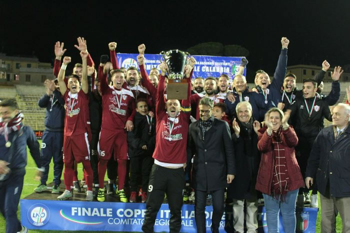Locri Calcio vince Coppa Italia dilettanti Calabria