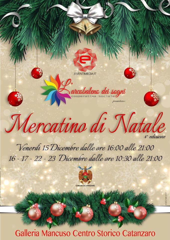 Mercatini di Natale 2017 a Catanzaro