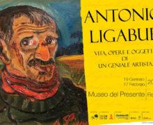 Mostra su Antonio Ligabue a Rende