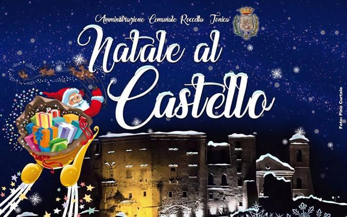Natale al Castello a Roccella Ionica 2017 cover