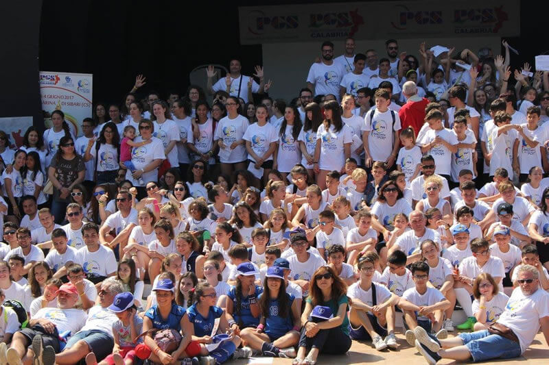 Pigiessiadi Calabria 2018