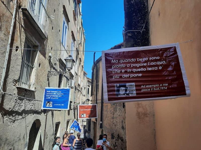 A Tropea si commemora Rino Gaetano grazie all'associazione Libertas