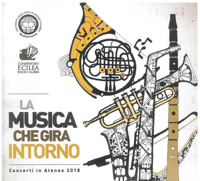 Concerti in Ateneo di Reggio Calabria 2018