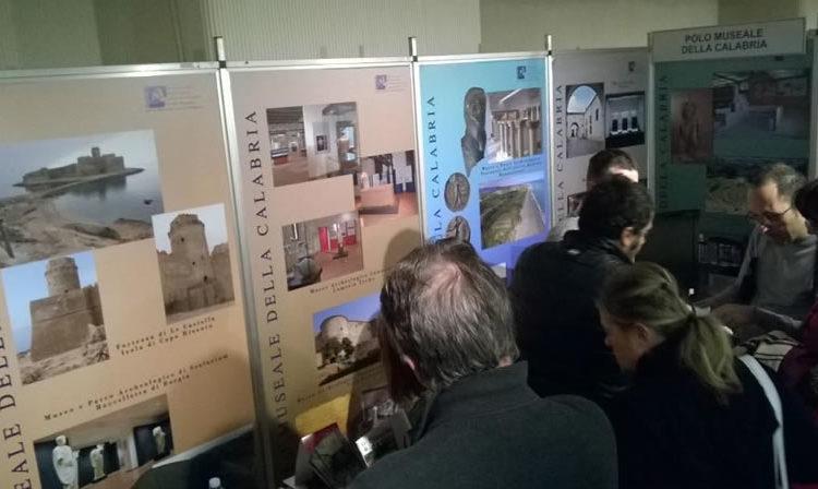 Il Polo Museale della Calabria al TourismA 2