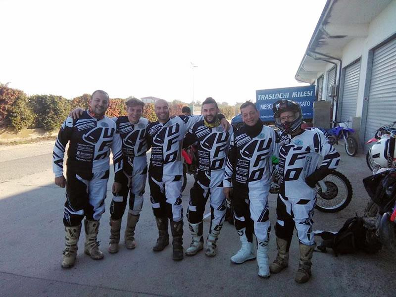 Motocavalcata ENDURO HARD EXTREME solo MOTO a Corigliano Calabro