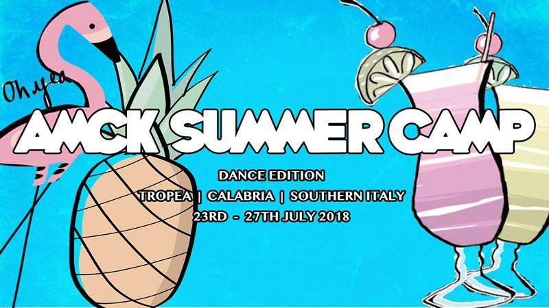 AMCK Summer Camp Tropea 2018