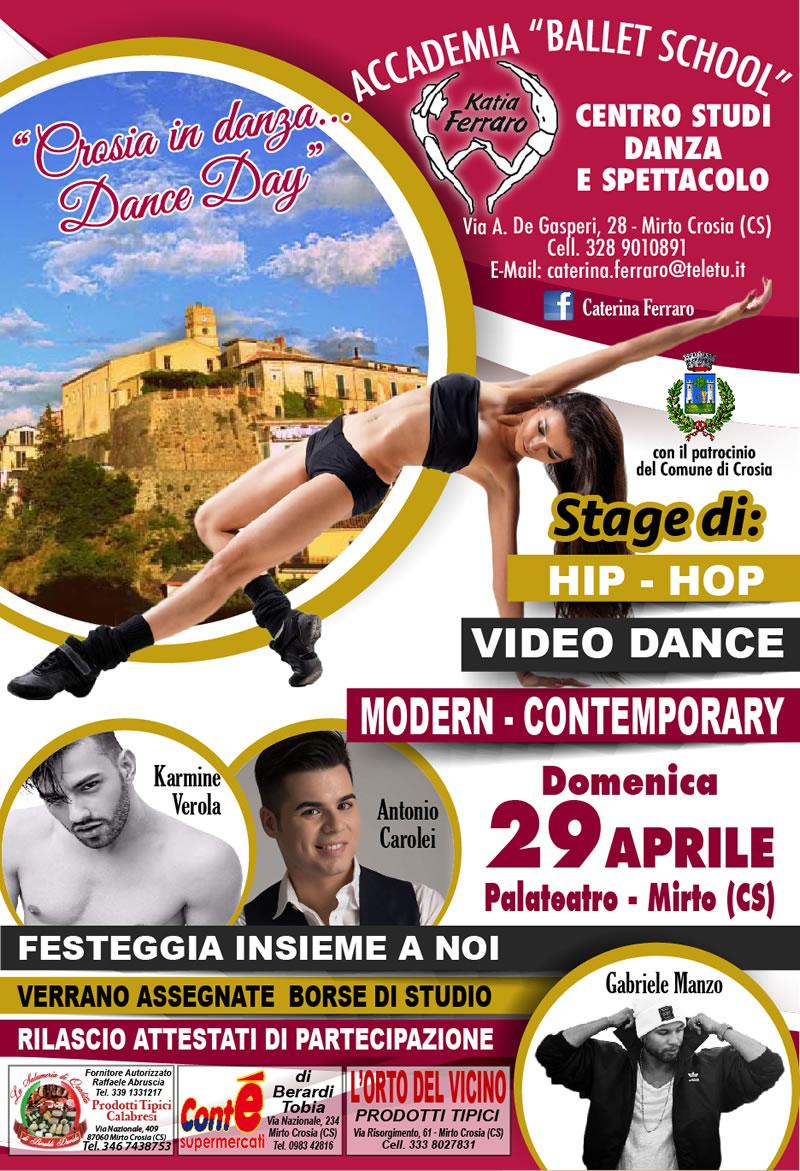 Dance day a Mirto Crosia 2018