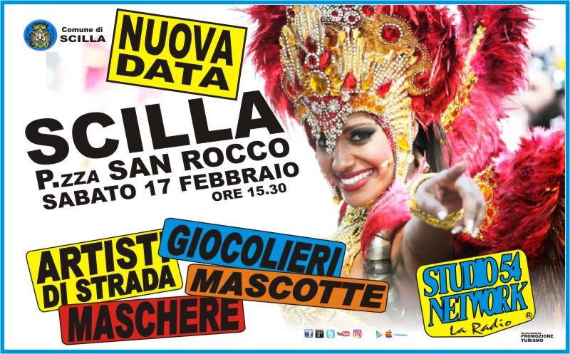 Festa di Carnevale 2018 a Scilla
