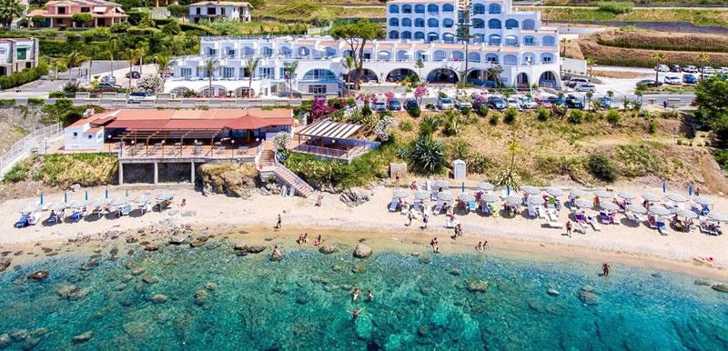 Hotel Ferretti di Diamante Calabria