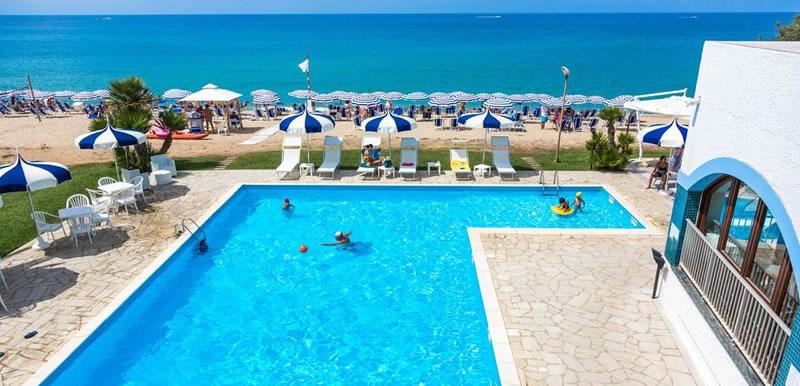 Hotel Poseidon di Diamante Calabria