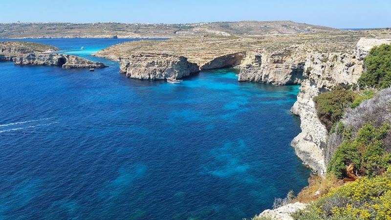 Malta Gozo Comino, TREK Mediterraneo
