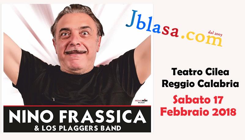 Nino Frassica & Los Plaggers Band a Reggio Calabria