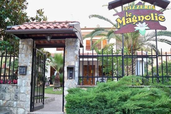 Pizzeria Le Magnolie, Cosenza