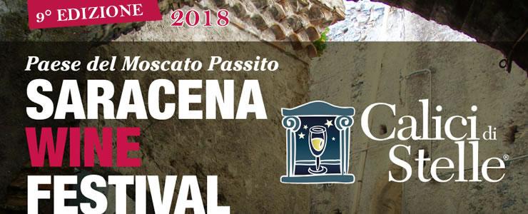 Saracena Wine Festival 9 edizione 2018
