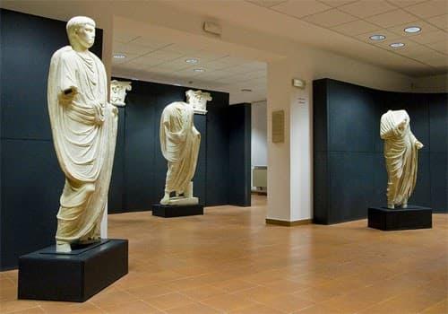 Scolacium museo