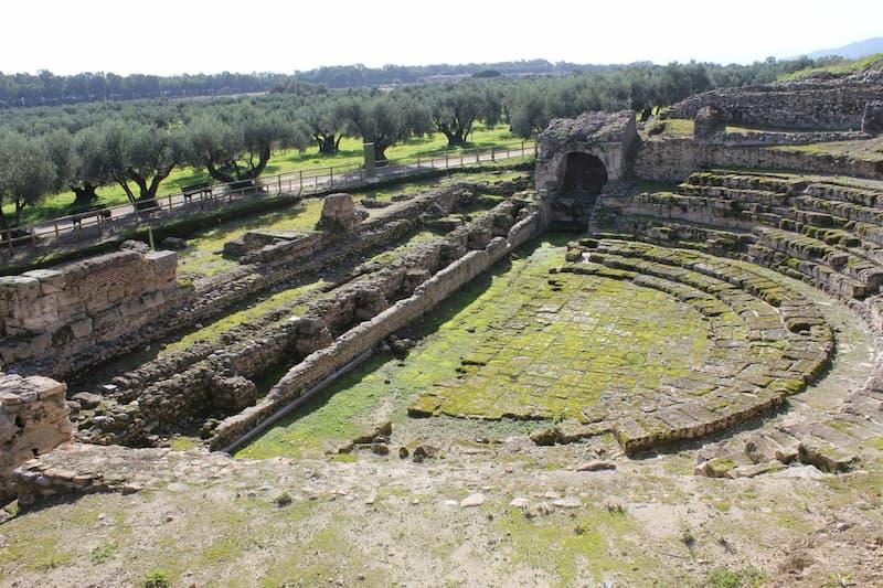 Scolacium teatro
