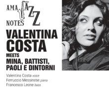 Valentina Costa alla Tavernetta di Pianopoli