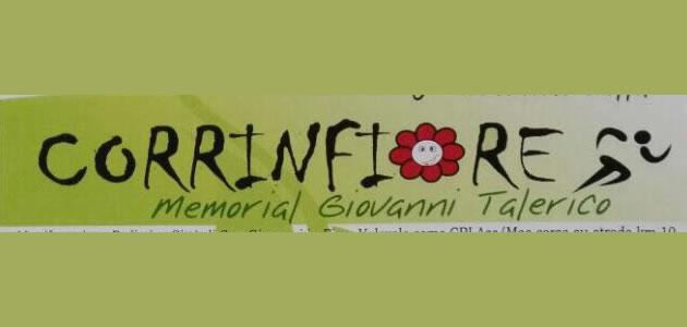 9 Corrinfiore Memorial Giovanni Talerico Gara Podistica 2018 a San Giovanni in Fiore