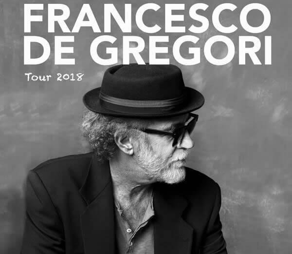 Francesco De Gregori 2018