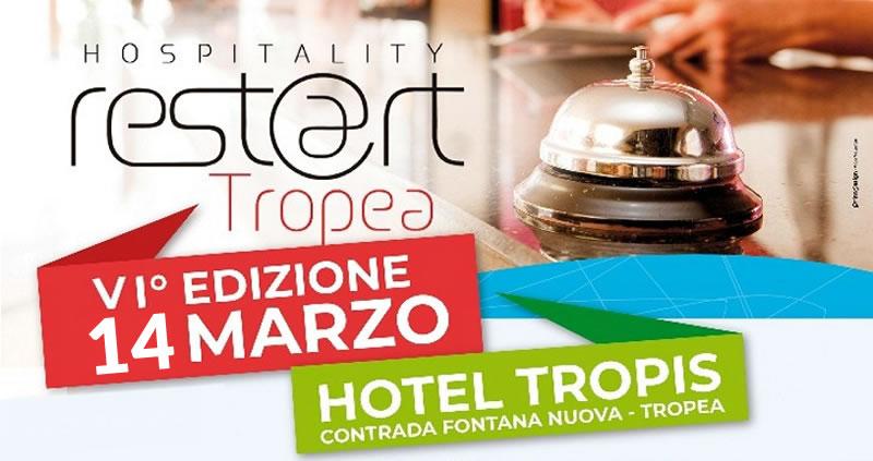 Hospitality restart 14 marzo 2019 a Tropea