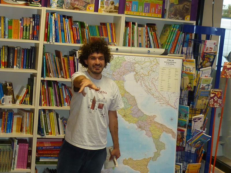 Michele D'Ignazio tour