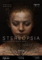 Mostra personale di RENATA SORO Stereopsia locandina