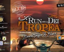 2 Run degli Dei Tropea - Beach Treffen & Blues giugno 2018 locandina